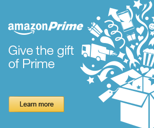 Prime Gift Option: Give a 3-Month Amazon Prime Membership for $33 ...