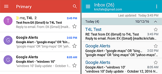 how to make gmail my default mail sender