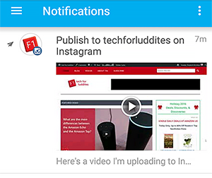 Post photos and videos to instagram from your computer tech for hootsuite open in instagram from hootsuite mobile ccuart Choice Image