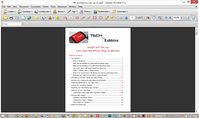 how to change page orientation in adobe acrobat
