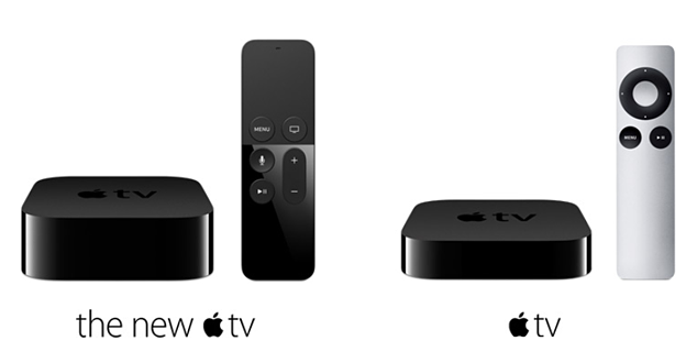 Apple TV Models