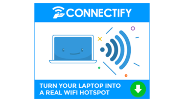 Turn Your Computer into a Wi-Fi Hotspot with Connectify Software