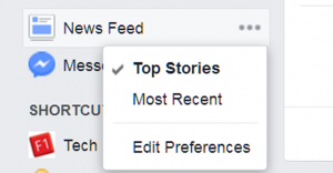 Facebook News Feed