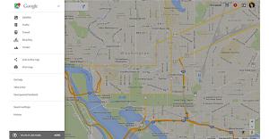 Google Maps Lite