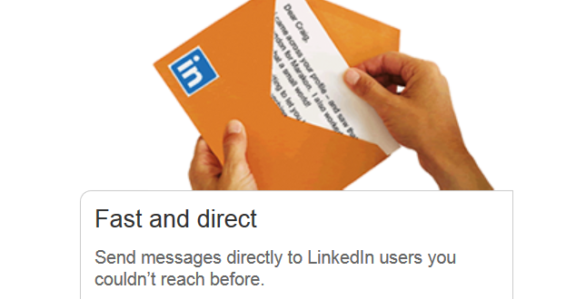 LinkedIn Restricts Two Popular Options for Contacting People You're Not Connected To