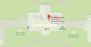 New Google Maps: Measure Distance Tool