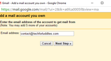 Send and Receive Non-Gmail Email from Gmail
