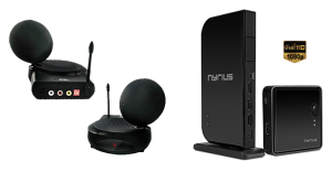 Nyrius Wireless Transmitter Systems