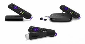 Roku Streaming Media Players