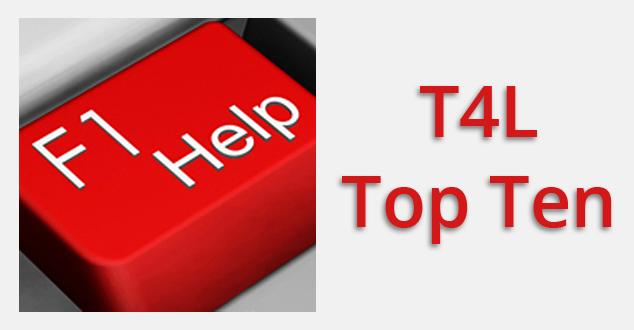 T4L Top Ten