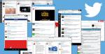 Twitter Clients: Twitter, TweetDeck, HootSuite