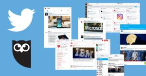 Twitter vs Hootsuite