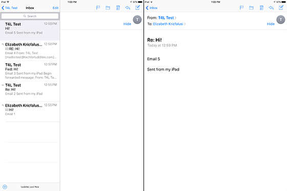 Fix Email Issues Caused by Upgrading Your iPhone/iPad to iOS 10