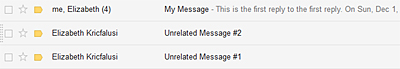 how to stop getting messages on gmail