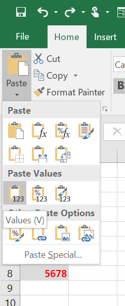 Microsoft Excel Now Lets You Keep Pasting Copied Cells after