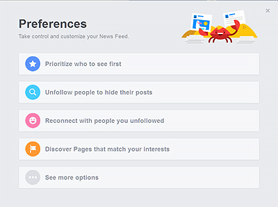The Facebook News Feed: How to (Sort of) Control What You
