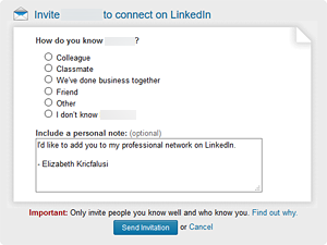 Send Messages to People You Don't Know on LinkedIn | Tech