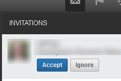 The etiquette of linkedin invitations tech for luddites note when you ignore an invitation the person who sent it is not informed that youve done this so you dont have to worry that youre suddenly going to stopboris Choice Image