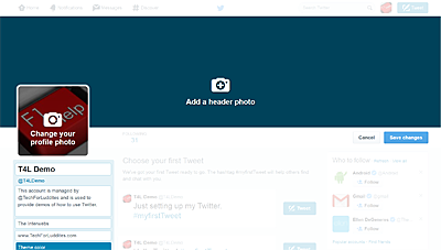 Getting Started on Twitter | Tech for Luddites