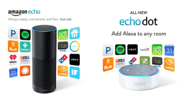 Deal Alert! Save on Amazon Echo and Echo Dot