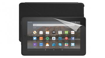 Deal Alert! Save 31% on Amazon Fire 7″ Tablet (16GB) Essentials Bundle with Promo Code