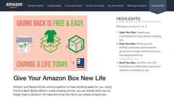 Give Your Amazon Box New Life