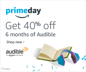 Get 40% Off 6 Months of Audible