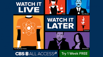 CBS All Access Streaming Service