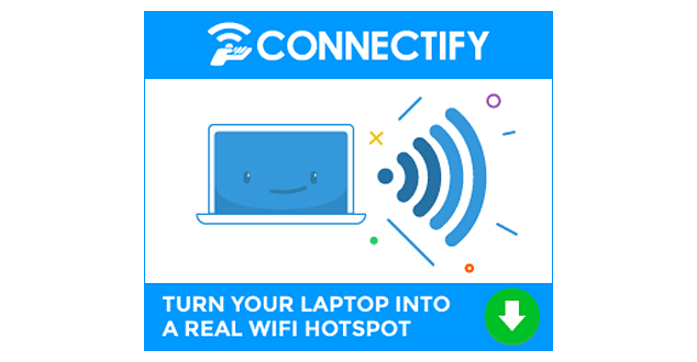 Turn Your Computer into a Wi-Fi Hotspot with Connectify