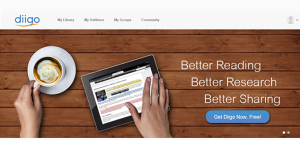Diigo Online Bookmarking Tool