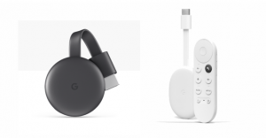 Google Chromecast Family of Streaming Media Players