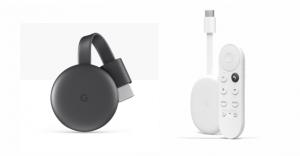 Google Chromecast Family of Streaming Media Players