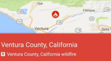 Google Maps SOS Alert