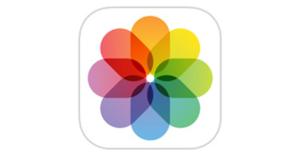 Apple iOS Photos App