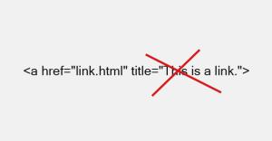 Link Title