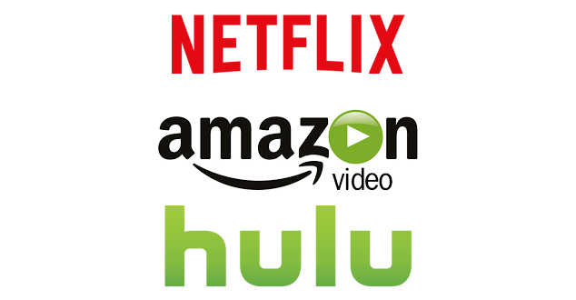 Image result for netflix amazon hulu