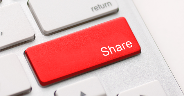 Sharing Button
