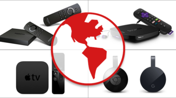 Streaming Media Around the World