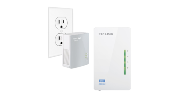 TP-Link Powerline Wireless Extender Starter Kit
