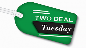 Two Deal Tuesday: 02/14/17